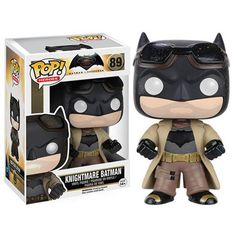 Batman vs Superman - Knightmare Batman