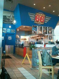 Route 66 Grill - Oklahoma City, Oklahoma