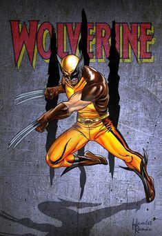 Marvel Comic Character, Marvel Characters, Uncanny Avengers, Wolverine Art, Xmen Comics, Comic Books Art, Book Art, Character Design, Logan Xmen