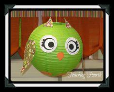 Teaching Fourth: classroom decorations