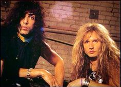 Paul Stanley and Eric Singer