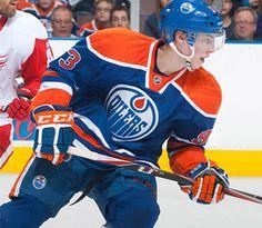 Ryan Nugent-Hopkins | Edmonton Oilers