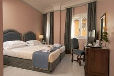 Twin Bed Classic Room - @HotelRivoliFI #Florence #Firenze www.hotelrivoli.it