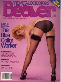 Beaver Magazine May 1983 Near Mint Mature by JamesVintageJunk