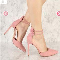 Nueva llegada 2018 bola de la piel de las mujeres bombas Thin Heel partido  zapatos moda 8d82fbe36baf
