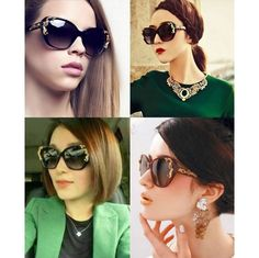3244db09c84bd 2015 Hot Women Gold-tone Roses Flower Carving Pattern Oversize Frame  Sunglasses