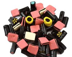 LICORICE ALLSORTS | Jerry's Nut House #licorice #candy #sweets