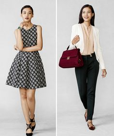 9 Items, 1 Complete Fall Work Wardrobe | Talk about teamwork. These nine office essentials create a complete fall wardrobe that will see you from Monday to Friday—and beyond.