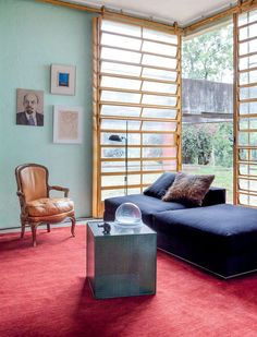 flavio modernist house eclectic design