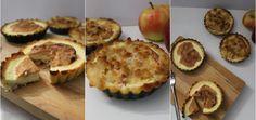 Wer hat Lust auf ein Stückchen Käsekuchen mit Baiser oder vielleichtlieber doch Apfelkuchen mit Streuseln?