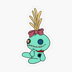 Cartoon Stickers, Tumblr Stickers, Kawaii Stickers, Cute Stickers, Scrump Lilo And Stitch, Stitch Toy, Cute Drawings, Disney Drawings, Preppy Stickers
