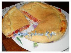 Pan+focaccia+morbido+ripieno+a+piacere
