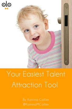 Your Easiest Talent Attraction Tool by Katrina Collier. Recruiting in the age of transparency means employee engagement matters! via @Searchologist