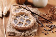 Crostatine al cioccolato vegan bio