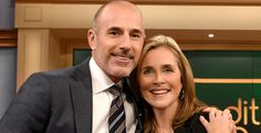 """Matt Lauer reunites with his former """"Today"""" co-host. Plus, Matt & Meredith face-off in """"Call My Bluff,"""" where each player has to determine if the other player's story is the truth or a bluff. 11-6-14"""