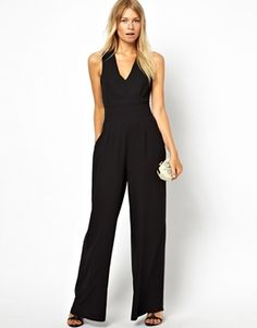 080886bc05 Love Jumpsuit With Cross Back