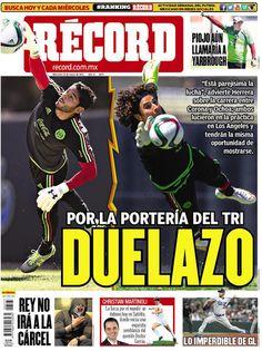 México - RÉCORD 25 de marzo del 2015