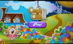 Candy Crush Saga.. Candy Crush Saga, Online Games, Birthday Candles, Crushes