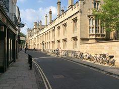 Lincoln College, Oxford. 12.05.16