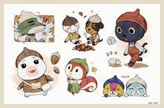 Animal Crossing Fan Art, Animal Crossing Villagers, Poppy Photo, Pokemon, Happy Home Designer, New Leaf, Poppies, Creatures, Teddy Bear