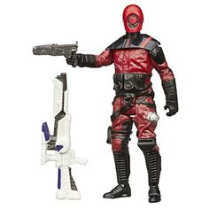 Star Wars The Force Awakens 375Inch Figure Space Mission Guavian Enforcer -- Read more  at the image link.Note:It is affiliate link to Amazon.