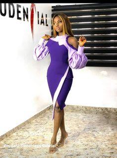 Dress Skirt, Bodycon Dress, Church Dresses, Aso Ebi Styles, African Print Fashion, African Dress, Work Casual, Wedding Gowns, Ball Gowns