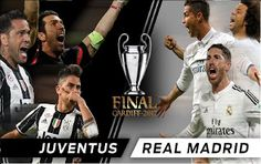 Portail des Frequences des chaines: Juventus vs Real Madrid - UEFA Champions League (F...