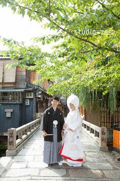 和装前撮り 京都ロケーション 衣装2点   『和装日和』 和装前撮り.com BLOG