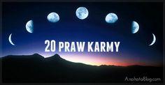 Wszechświat działa według określonych zasad. Chcemy czy nie, musimy się z nimi liczyć, dlatego że niewiedza nie zwalnia z odpowiedzialności. 20 praw karmy.