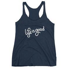 Life is Good Women's tank top