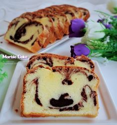 Photo by Resep Puding & Cake on May Image may contain: food Donut Recipes, Easy Cake Recipes, Baking Recipes, Snack Recipes, Dessert Recipes, Pastry And Bakery, Pastry Cake, Soft Bread Recipe, Marmer Cake