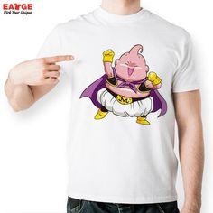 Dragon Ball Super Z GT T-shirt Goku Super Saiyan God t shirt Men Womens