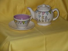 We love a good tea party