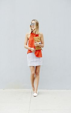 18 Stylish and Chic Outfit Ideas for This Summer - Style Motivation