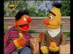 Bert & Ernie - Fruitvriendjes overeenkomsten-verschillen