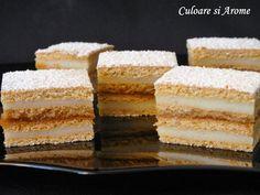 <p>Ingrediente:+Pentru+foi:+–+1+ou+–+150+g+zahar+–+60+g+unt+–+3+linguri+miere+de+albine+–+3+linguri+lapte+–+1+lingurita+bicarbonat+de+sodiu+–+500-550+g+faina+alba+–+un+praf+sare+–+coaja+rasa+de+la+o+lamaie+Pentru+crema:+–+150+…</p> Vanilla Cake, Desserts, Recipes, Food, Tailgate Desserts, Deserts, Essen, Postres, Dessert