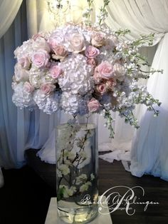 Luxury Wedding Flowers At Palais Royale
