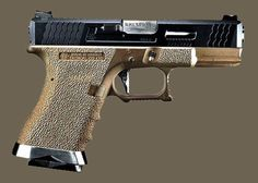 WE Airsoft G19 G-Force GBB Pistols