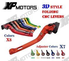 27.36$  Watch here - http://ali2ay.shopchina.info/go.php?t=32261207771 - CNC 3D Feel Folding Brake Clutch Lever  For KTM 690 Duke R 2014 27.36$ #buyonlinewebsite