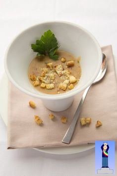 Zuppa di farro e fagioli del Borgo di Clauiano