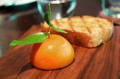 Mandarin Meat Fruit At Dinner By Heston Blumenthal