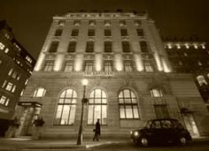 Langham Hotel, London, England Is haunted by at least five ghosts! A Dr who killed himself after killing his wife, a German prince who jumped out a upper window, a lost German soldier and, the spirit of Napoleon the III. But Room 333 has the scariest story of all.. http://www.moonslipper.com/Haunted-Hotels.html