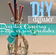 Blogueira on Line: Receita caseiras