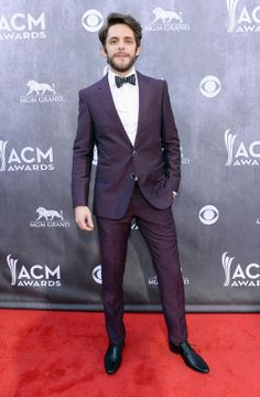 Looking very dapper, the very lovely Mr.Thomas Rhett