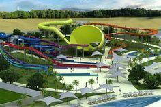 Porec water park Croatia