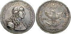 NumisBids: Numismatica Varesi s.a.s. Auction 65, Lot 542 : PALERMO - FERDINANDO III DI BORBONE (1759-1816) Oncia da 30 Tarì...