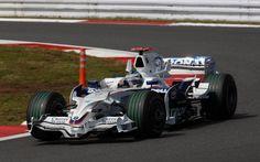 2008 BMW Sauber F1.08 (Nick Heidfeld)