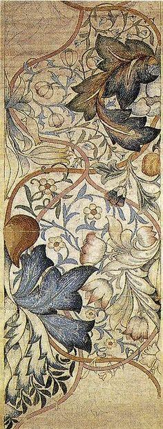 William Morris 'artichoke' 1875 'Artichoke' ...