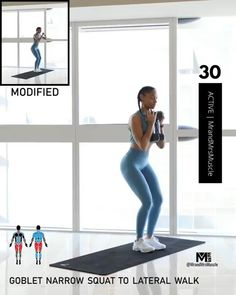 Butt Workout At Home, Gym Workout Videos, Leg Day Workouts, At Home Workouts, Fitness Herausforderungen, Fitness Workout For Women, Physical Fitness, Bora Malhar, Month Workout Challenge