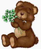 Lucky Bear!